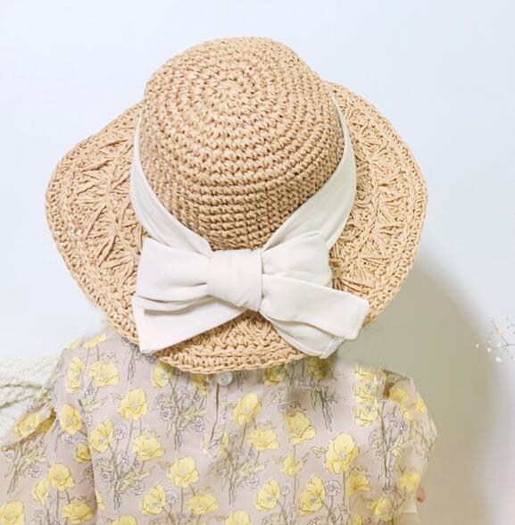 帽子 キャップ ハット キッズ 夏 可愛い 日焼け止め お姫様 シンプル 人気