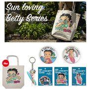 【Surf♪】【トートバック】SUN LOVING BETTY シリーズ