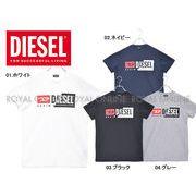 S) 【ディーゼル】 T‐DIEGO‐CUTY 00SDP1 0091A 半袖Tシャツ  全4色 メンズ