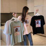 【春夏新作】ファッション/人気Tシャツ♪全4色◆