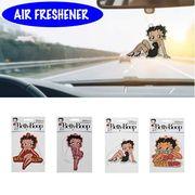 【オシャレ】AIR FRESHENER エアフレッシュナー【BETTY-BOOP  】