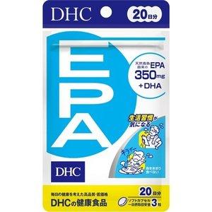 DHC サプリメント  EPA 20日分 ( 60粒 )