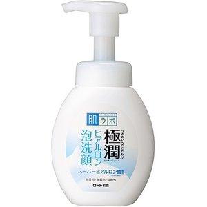 肌研(ハダラボ) 極潤 ヒアルロン泡洗顔 ( 160ml )