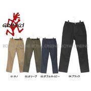 S) 【グラミチ】ニューナローパンツ タイトフィット 8818-FDJ  ロングパンツ  全4色 メンズ