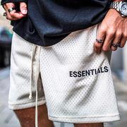 メンズファッション ストリート系 ショットパンツ 男女兼用 スポーツ パンツ 2020新作 夏★全5色
