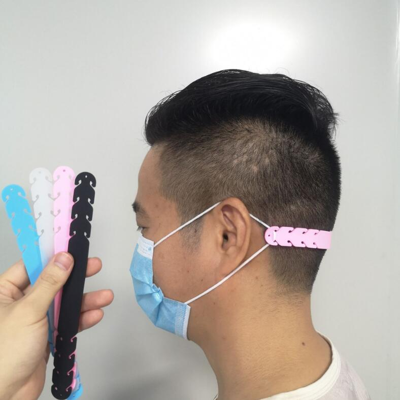 マスクバンド 耳が痛くならない マスクストラップ 耳痛み軽減 補助 バンド 調整 男女兼用 子供用