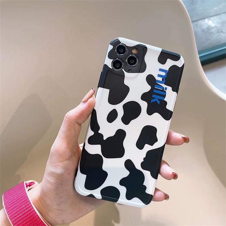 おしゃれ iPhoneケース 大人可愛い 牛乳 スマホケース