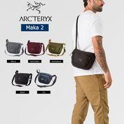 アークテリクス【Arc'teryx】 MAKA アークテリクス MAKA2 マカ2 ウエストポーチ バッグ ショルダーバッグ