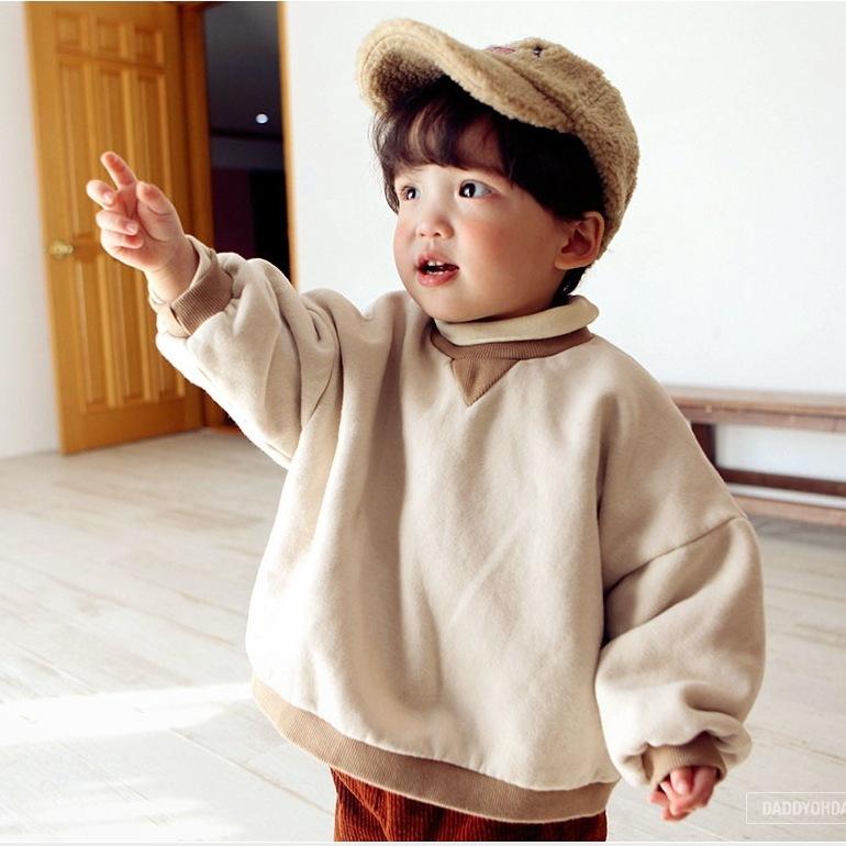 子供服 男の子トップス キッズ 女の子 スウェット  トップス 長袖シャツ