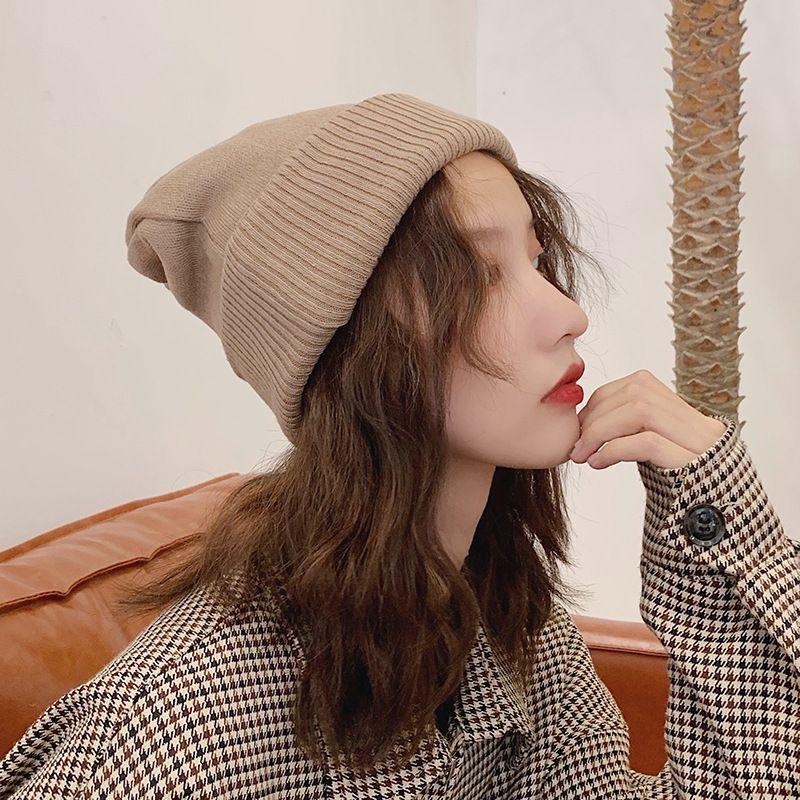 帽子 ファッション ニット帽 キャップ 厚手 アウトドア 秋冬 男女