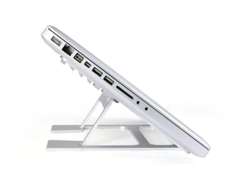 ノートパソコン スタンド pcスタンド 折りたたみ式 ラップトップスタンド アルミ製