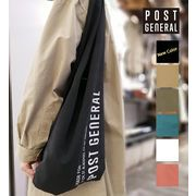 【POSTGENERAL】NET-ポストジェネラル ショッパーバッグ 5色