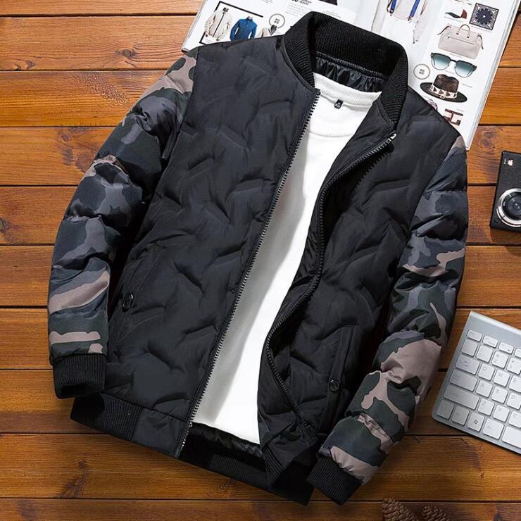秋冬新作 メンズ服 紳士ファッション暖かいコート  トップス 冬ダウンコート