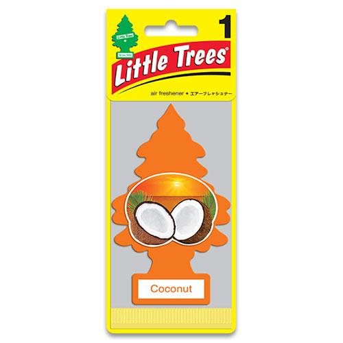 リトルツリー エアフレッシュナー LittleTrees ココナッツ
