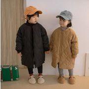 防寒コート 厚手 中綿コート 女の子 男の子 長袖 子供服 キッズ服 冬物 カジュアル系