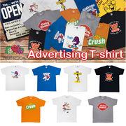 【オシャレ!!】【企業系!!】アドバタイジング Tシャツ!!PEANUTなど