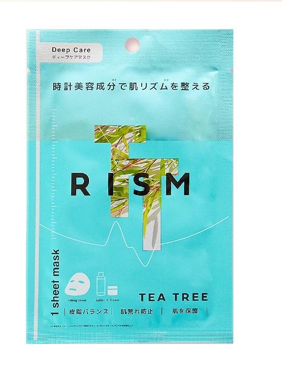株式会社サン・スマイル RISM リズム ディープケアマスク ティーツリー