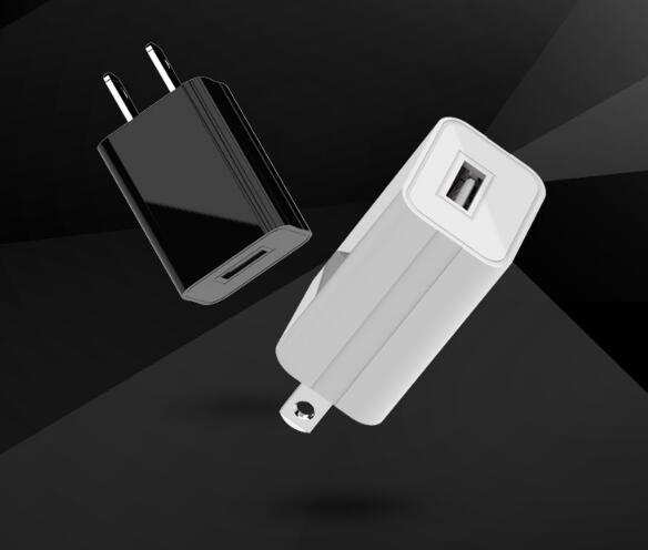 充電器 USB 高速充電器ACアダプター スマホ などに各種対応 1ポート PSE認証 5V1A