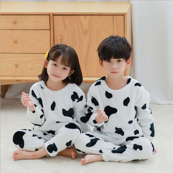 パジャマ ふわもこ ルームウェア キッズパジャマ  秋冬 長袖 子供 パジャマ 可愛い