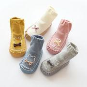 ベビーソックス 1-3歳 可愛い セット 靴下  蝶結び かわいい