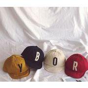 2021年春新作★アイテム★子供帽子★キッズ帽子★野球★キャップ★遠足★ベビー★男女兼用★4色