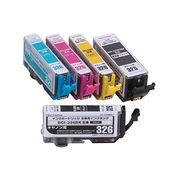 キャノンBCI-326+325/5MP互換インク【CF-C326+325/5MP】5色