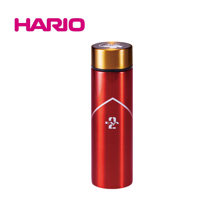 『HARIO』【数量限定】エヴァンゲリオン×HARIO スティックボトル140 SSB-140-EVA-02(ハリオ)