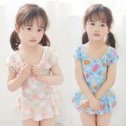 女の子 水着 赤ちゃん 子供服 ワンピース 夏 海 プール 韓国子供服 キッズ 可愛い