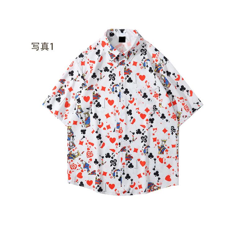 P10087 2021春夏新作 シャツ カップル メンズ レディース SALE 半袖 ファッション 人気 Tシャツ