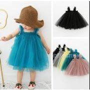 2021新作ベビードレス 結婚式 新生児 ベビー服 ワンピース 子供ドレス カジュアル ワンピース お