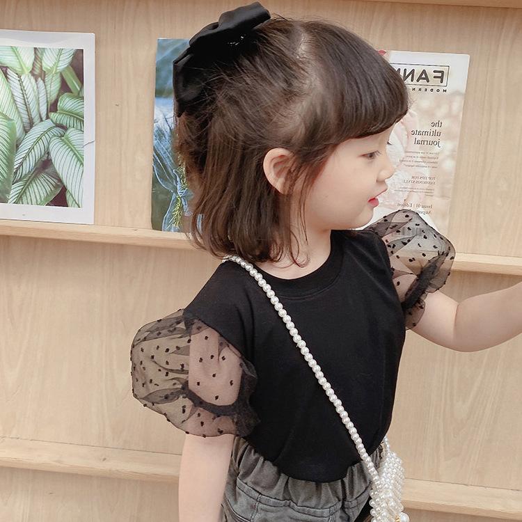 子供Tシャツ キッズ服 春夏 ブラウス  トップス 半袖 可愛い ファッション