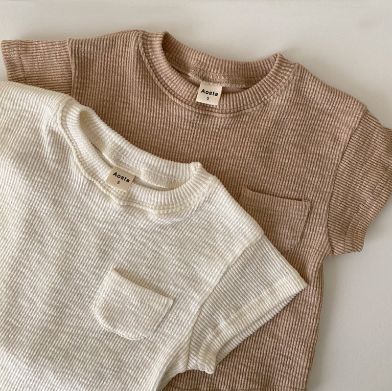 【KID】2021年春夏新作 子供服 ベビー服 肌触りの良いシャツ 可愛い 韓国風