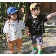 子供服 Tシャツ 半袖 キッズ 子ども 男女兼用 夏 アニメ かわいい トレンド 人気
