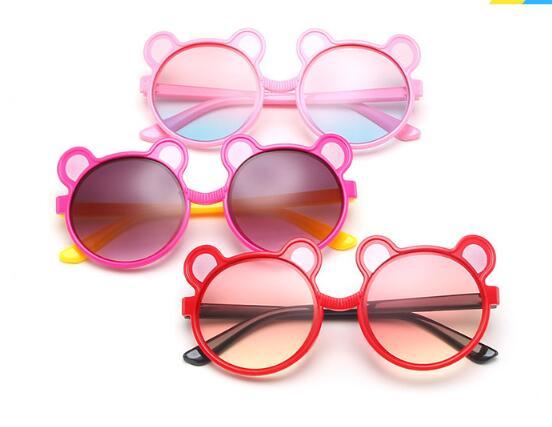 メガネ 眼鏡 サングラス キッズ 子ども アニメ 個性 クマ かわいい トレンド 人気