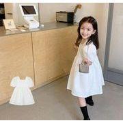 2021新作子供服 ワンピース キッズ 女の子 夏 半袖ワンピース フレア 韓国子ども服 子供ドレス