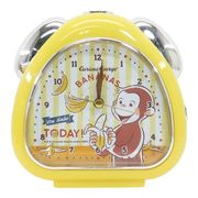 【時計】おさるのジョージ おむすびクロック バナナ