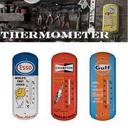 【使えて魅せる】 AMERICAN THERMOMETER 企業系 アメリカの温度計 ESSO 他