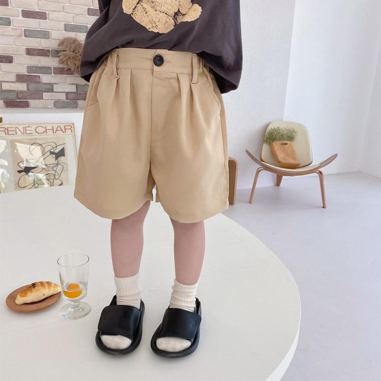 男の子ズボン 女の子パンツ下着 七分丈パンツ  可愛いパンツ 子供服 キッズ服 春夏新作 おしゃれ