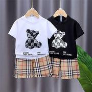子供服 Tシャツ ズボン スカート 男女兼用 可愛い 純綿