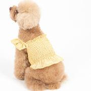 犬服 春夏 ペットウェア ドッグウェア ペット用品 小型犬 ネコ雑貨 ペット雑貨 猫雑貨 ワンピース