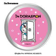 ドラえもん 缶入りステッカー I'm DORAEMON ドラえもんと仲間たち 01 LCC011 ステッカー サンリオ グッズ