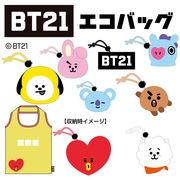 韓国 BT21 エコバック K-fashion  公式 7月中~下旬入荷予定