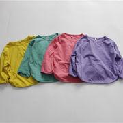 2021秋新作大人気★子供服★韓国風子供服 長袖Tシャツ ★80-130CM