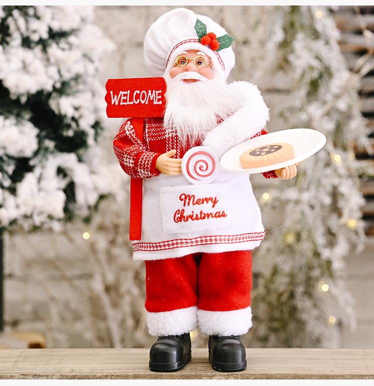 ★Mineka&Christmas★クリスマス雑貨☆クリスマス飾り☆サンダクロース☆立てサンダ☆