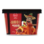 新商品♪  大人気商品!! 韓国   ハバネロトッポキ&ヌードル 132g  62700230