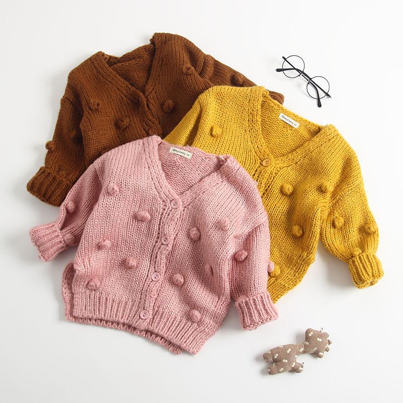 韓国風子供服 韓国ファッション 可愛い 赤ちゃん ニット カーディガン ジャケット