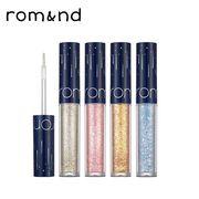 rom&nd THE UNIVERSE liquid glitter リキッドアイシャドウ 全4種類