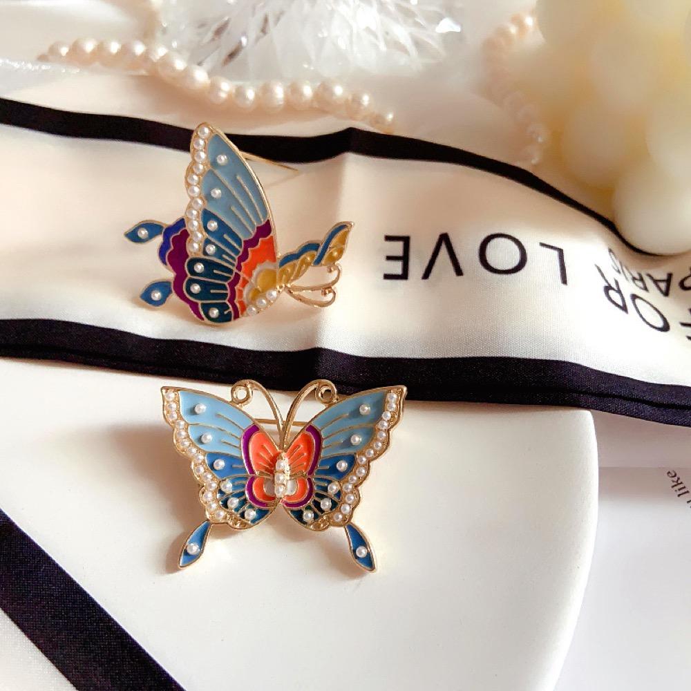 アクセサリー ピンバッジ ペンダント アレンジ プチプラ ファッション小物