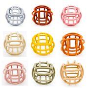 ベビー シリコン製のボール 歯がため 赤ちゃんや幼児 おもちゃ ベビー用品
