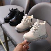 2021新作★靴★子供靴★キッズ靴★キッズ女の子★裏起毛★マーティンブーツ★2色★21-30#